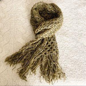 Vintage scarf shawl wrap